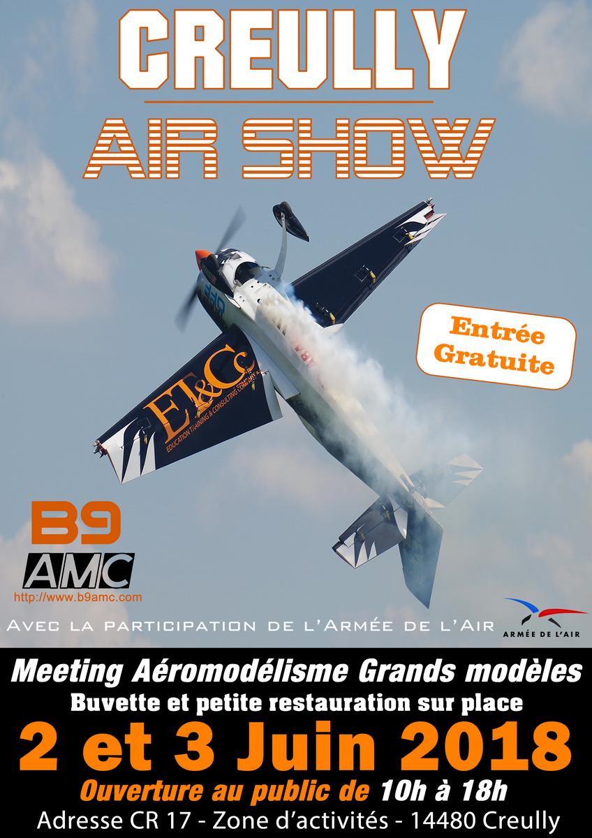 Rencontre aeromodelisme 2018